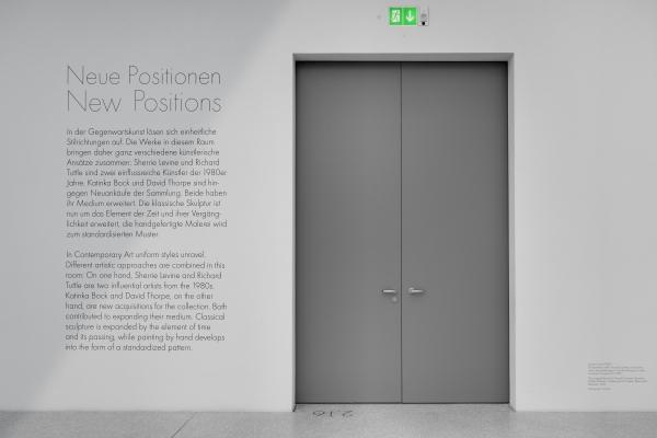 Funktions- und Objekttür, LWL-Museum Münster