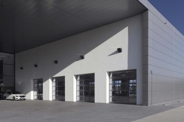 Referenz Autohaus der Zukunft Münster