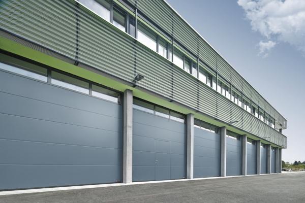 Industrie-Sectionaltor, Hörmann