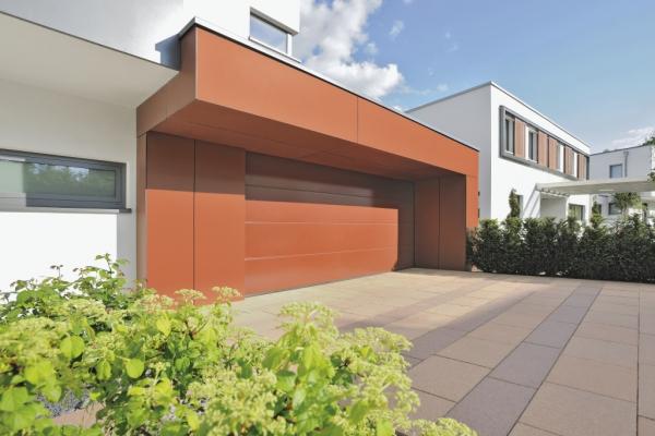Garagen-Sectionaltor, Hörmann