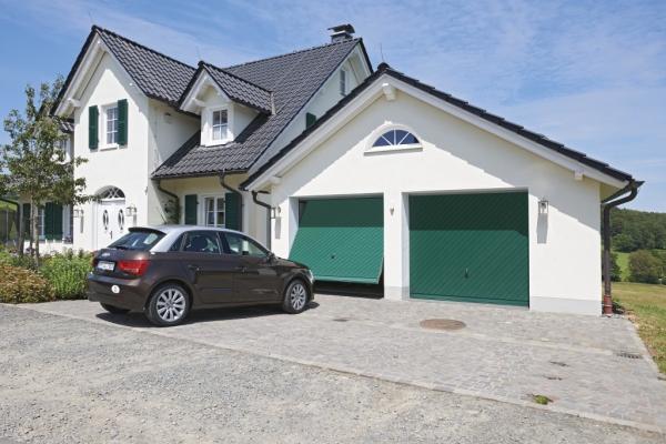 Garagen-Schwingtor, Hörmann